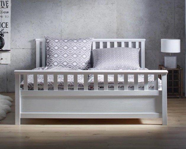"""Bessagi Home Holzbett """"Pina"""" (180 x 200cm) ohne Lattenrost für 179,25€ inkl. Versand (statt 240€)"""