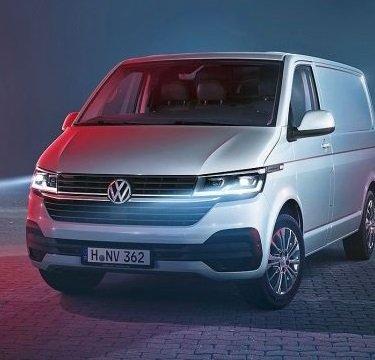 Volkswagen T6 (6.1) Transporter mit 110PS für 209€ Netto mtl. im Gewerbeleasing