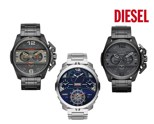 Diesel DZ7361 Armbanduhr in 3 Ausführungen für 135,90€ inkl. Versand