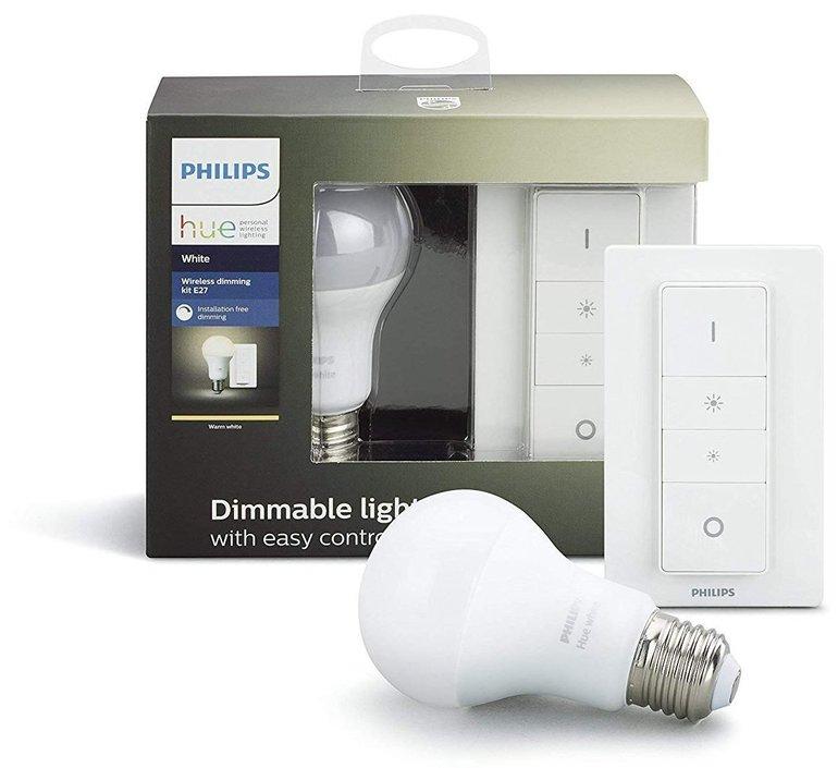 Philips 45252300 Hue Dimmer Kit (9.5 Watt) für 19€ inkl. Versand (statt 25€)