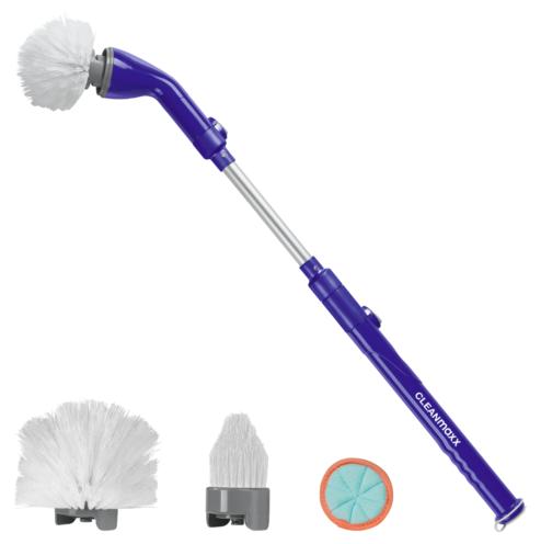 CLEANmaxx Akku-Reinigungsbürste mit Teleskop-Stange für 24,99€ (statt 30€)