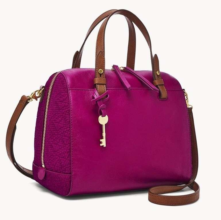 Fossil Damen Tasche Rachel Satchel für 59,50€ inkl. Versand (statt 169€)
