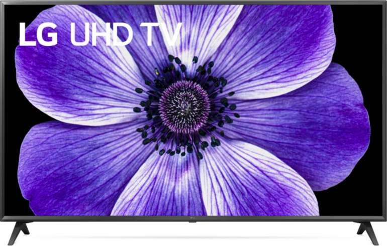 LG 49UN71006LB TV mit 49 Zoll (4K UHD DVB-T2HD/C/S2 HDR10) für 389€inkl. Versand (statt 436€)