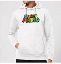Nintendo Hoodies und Pullis mit 30% Extra Rabatt, z.B. Super Mario Pullover 20€