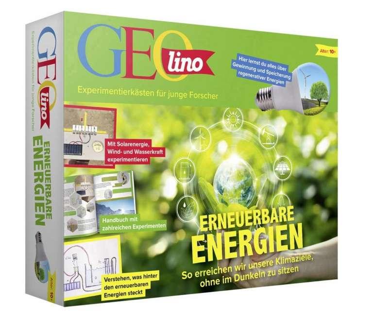 GEOlino - Erneuerbare Energien Experimentierset für 19,95€ inkl. Versand (statt 29€)