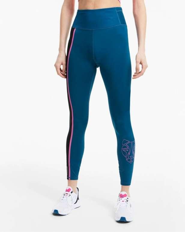 Puma Damen 7/8 High-Waist-Trainingsleggings in 2 Farben für je 27,26€ (statt 35€)