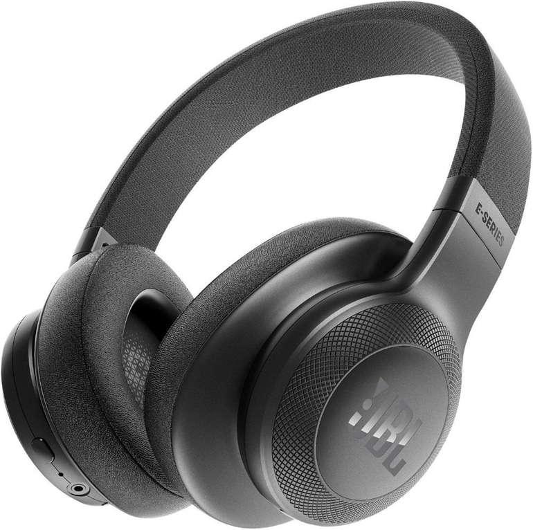 JBL E55BT Over-Ear-Kopfhörer (20h Akkulaufzeit) für 52,62€ inkl. Versand (statt 70€)