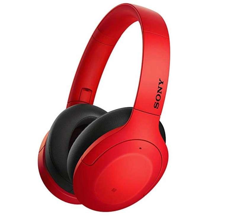 Sony WH-H910N kabellose High-Resolution Kopfhörer (Noise Cancelling, Bluetooth) für 198,88€