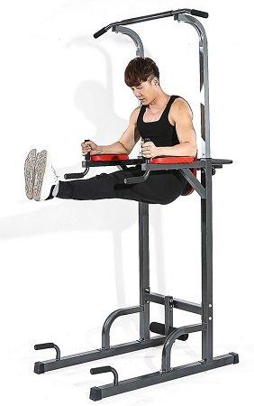 Tomshoo Multifunktions-Fitness-Gerüst mit Klimmzugstange für 59,57€ mit Versand