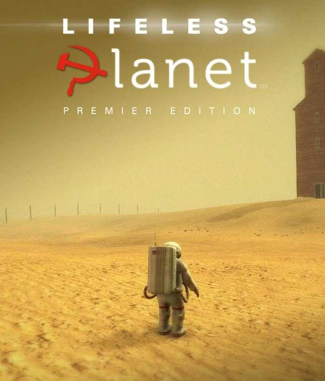 Epic Games Store: Lifeless Planet - Premier Edition kostenlos herunterladen