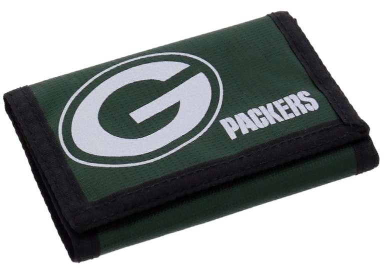 Green Bay Packers NFL Big Logo Wallet Portemonnaie für 7,10€ inkl. Versand (statt 10,20€)