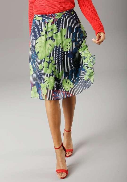 Aniston Selected Damen Sommerrock für 10,19€ inkl. Versand (statt 15€)