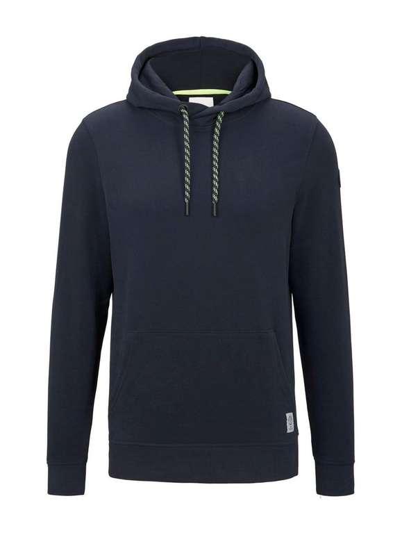 Tom Tailor Sweatshirt mit zwei Eingriffstaschen für 19,90€ (statt 25€)
