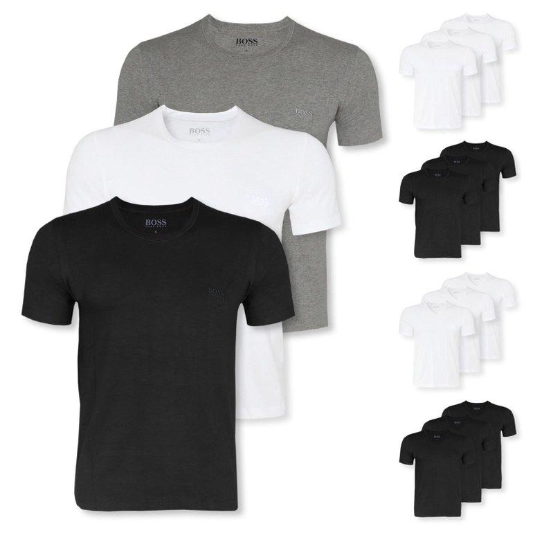 3er-Pack Hugo Boss T-Shirts für Herren nur 29,99€ inkl. Versand