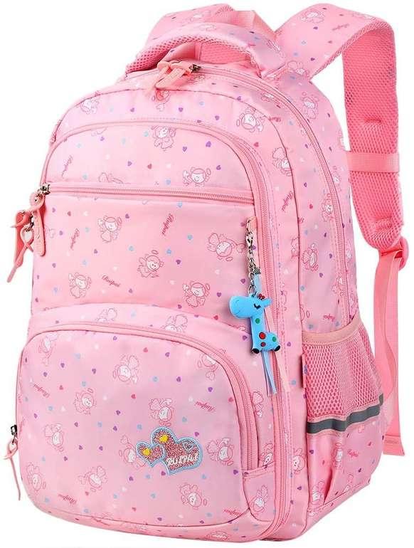 Vbiger Mädchen Schulrucksack in 3 Farben für je 10€ inkl. Prime Versand (statt 20€)