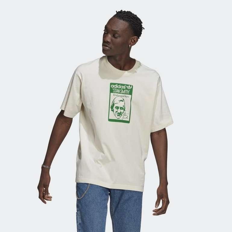 Adidas Originals Stan Smith T-Shirt für 19€ inkl. Versand (statt 25€) - Creators Club