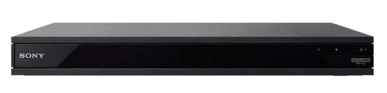 Sony UBP-X800M2 4K Ultra HD Blu-ray Player in Schwarz für 238,39€inkl. Versand (statt 269€) - Newsletter!