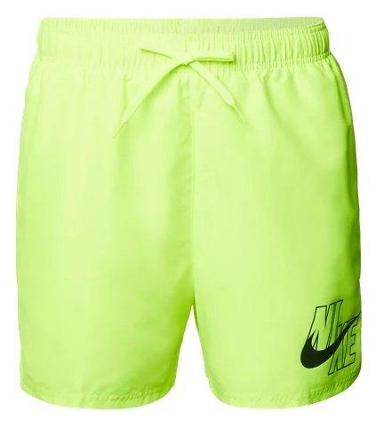 """Nike 5"""" Volley Short Badehose mit Brand-Detail in Gelb für 19,99€ inkl. Versand (statt 26€)"""