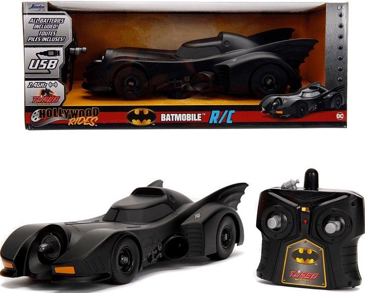 Jada RC 1989 Batmobile für 24,42€ (statt 30€) - Selbstabholung