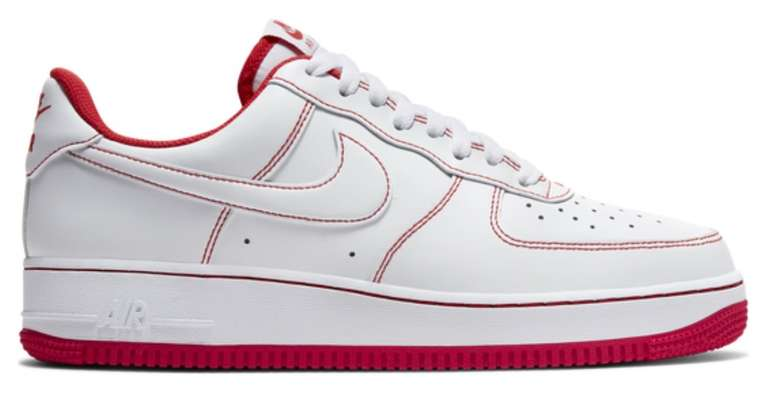 Nike Air Force 1 '07 Stitch Herren Sneaker (versch. Farben) für je 84,99€ inkl. Versand (statt 100€)