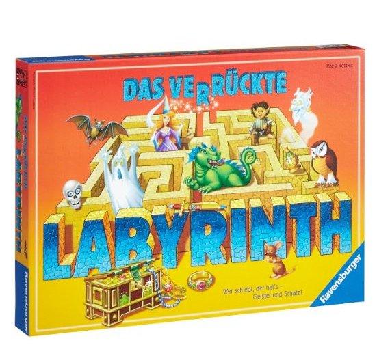 Das verrückte Labyrinth für nur 14,97€ inkl. Versand (statt 20€)