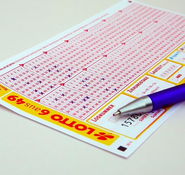Mi. 18 Uhr: Lotto 6aus49: 1 Mio € Jackpot: 6 Felder 1€ (statt 6,50€, Neukunden)