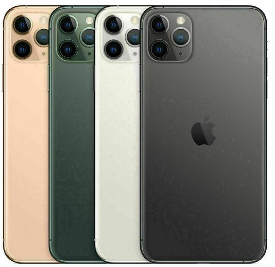 Apple iPhone 11 Pro mit 512GB in 3 Farben für je 749€ (statt 1.059€) - Ohne OVP!