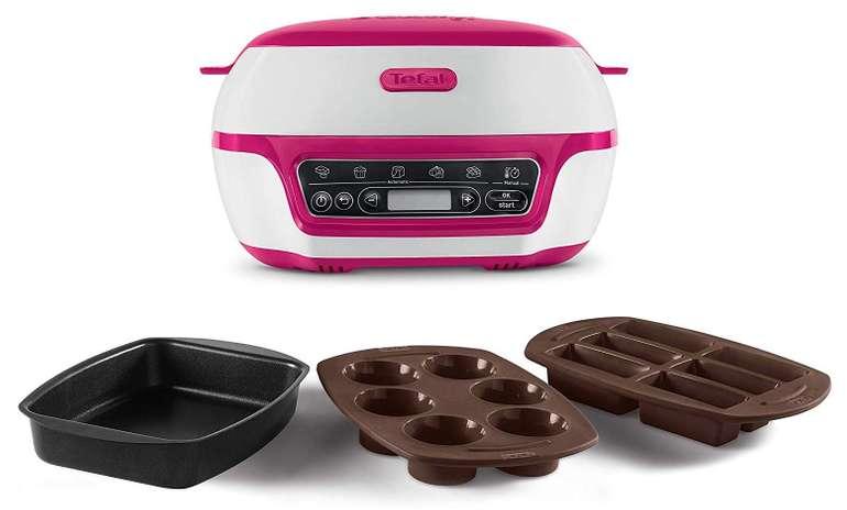 Tefal Cake Factory KD8018 Smarter Kuchenbackautomat (1200 W) für 84,15€