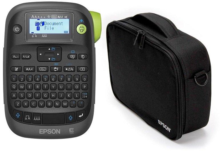 Epson LabelWorks LW-K400 Etikettendrucker + Tasche für 34,90€ inkl. Versand