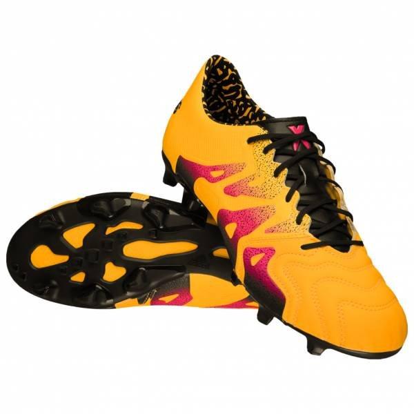 adidas X 15.1 FGAG Leather Profi Fußballschuhe für 41,32€…
