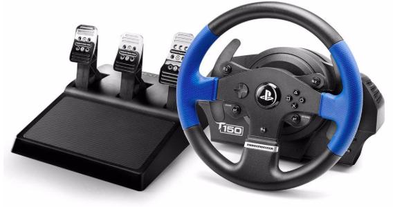 Thrustmaster T150 RS Pro Lenkrad (PS3, PS4, PC) für 159€ (statt 179€)