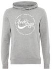 Jack & Jones Originals Herren Pullover grau für 14,23€ inkl. VSK (statt 37€)