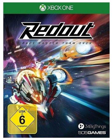 Fehler? Spiel Redout: Lightspeed Edition Xbox One für 10€ inkl. VSK (statt 22€)
