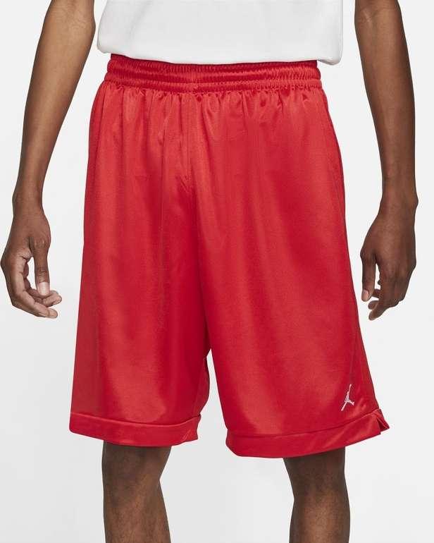 Jordan Practice Herren Basketballshorts für 20,98€ inkl. Versand (statt 41€) - Nike Membership!
