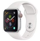 Apple Watch Series 4 LTE 40mm mit Sportarmband für 441,83€ (statt 499€)