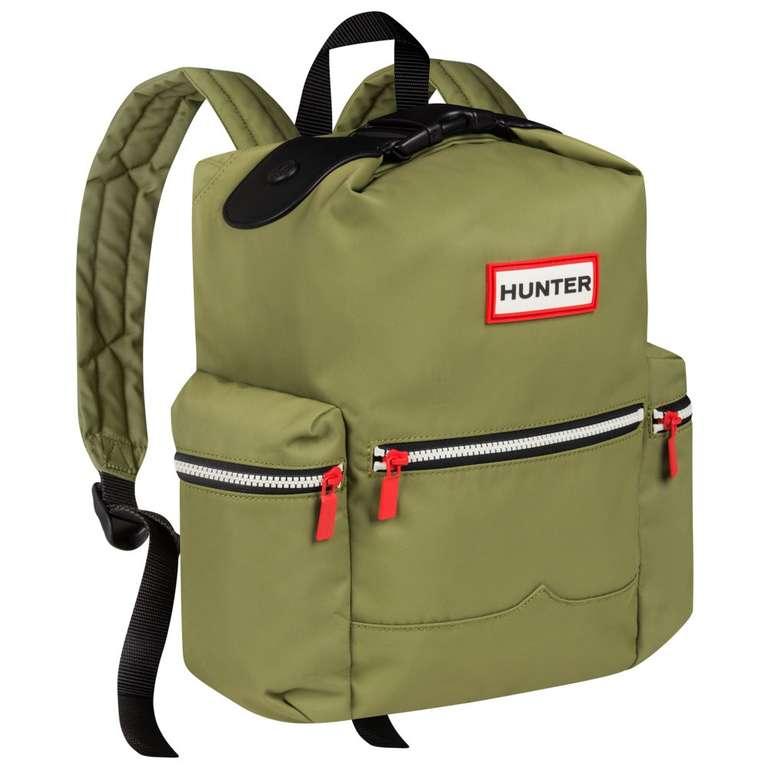 Hunter Original M Topclip Rucksack in 4 Farben für je 43,94€ (statt 62€)