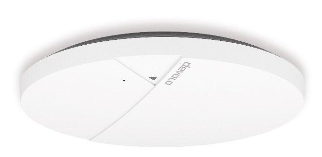 devolo WiFi pro 1750c Hochleistungs-Access Point (Rund) für 34,90€ (statt 50€)