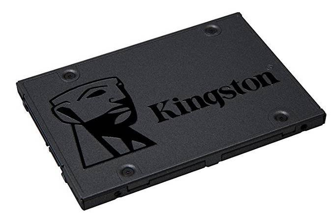"""Kingston A400 2.5"""" SATA SSD mit 480GB Speicher für 36,40€ inkl. Versand (statt 50€)"""