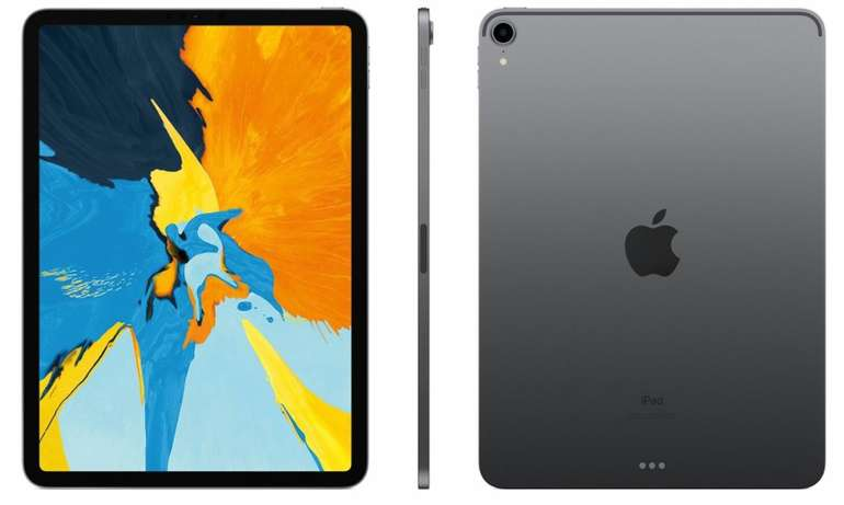 """Apple iPad Pro 11"""" WiFi mit 256GB Speicher für 889,90€ inkl. Versand"""