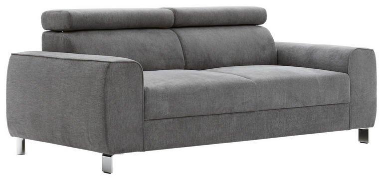Time Your Style Dreisitzer-Sofa in Graphitfarbe für 419€ inkl. Versand (statt 740€)
