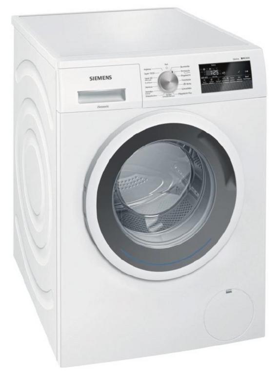 Siemens WM14N2V0 IQ300 Waschmaschine (7kg, 1.400 U/Min) für 399€ (statt 459€)