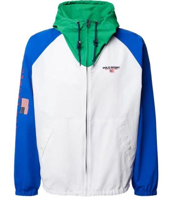 Polo Ralph Lauren Jacke mit Kapuze für 85€ inkl. Versand (statt 94€)