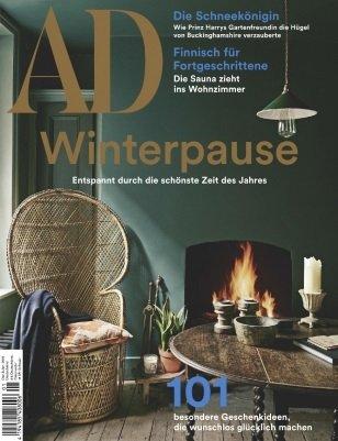 Architectural Digest Jahresabo für 29,95€ (statt 84€)