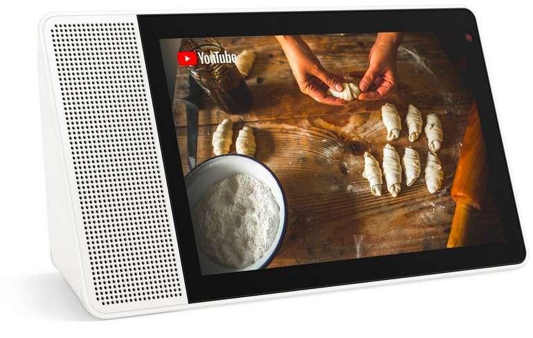 "Lenovo Smart Display mit Google Assistant (8"" HD IPS Display, Bluetooth) für 79,99€ inkl. Versand - Mastercard"