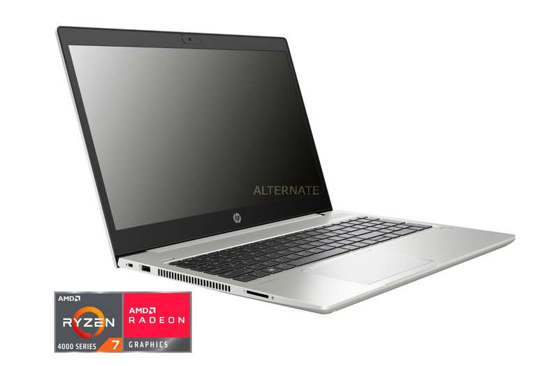 HP ProBook 455 G7 (1Q3B6ES) Notebook (Ryzen 7 4700U, 8GB RAM, 256GB SSD) für 666€ inkl. Versand (statt 764€)