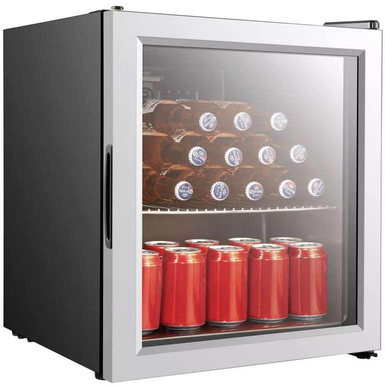 XXXLutz: Minikühlschrank BG-49 mit Glastür für 112,95€ inkl. Versand (statt 130€)