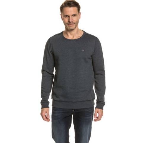 Tommy Hilfiger Herren Sweatshirt mit Rundhals-Ausschnitt zu 39,99€ inkl. Versand
