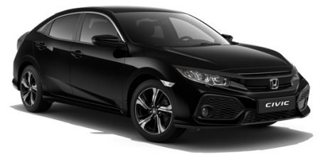 Privat Leasing: Honda Civic 1.0 i-VTEC Turbo Elegance inkl. Wartung für 150€ mtl