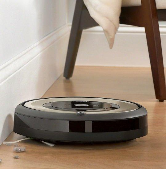iRobot Roomba e6198 Saugroboter generalüberholt für 152,10€ (statt 169€) + Herstellergarantie