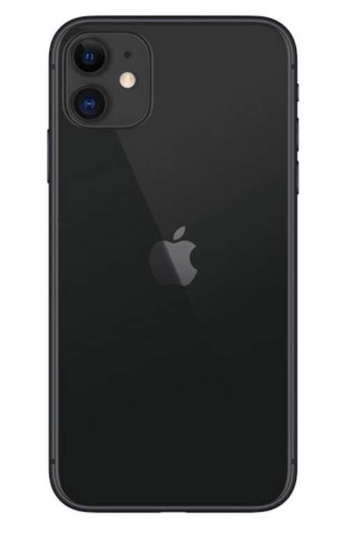 Apple iPhone 11 64GB (1€) inkl. Vodafone Smart XL mit 20GB LTE, Allnet und SMS-Flat für 41,99€ mtl.